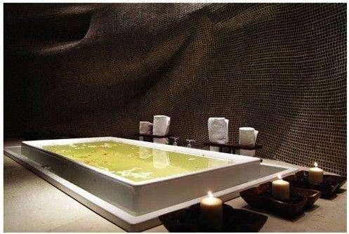 广州带水床的私人SPA
